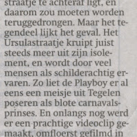 videoclip in de pers NUATH