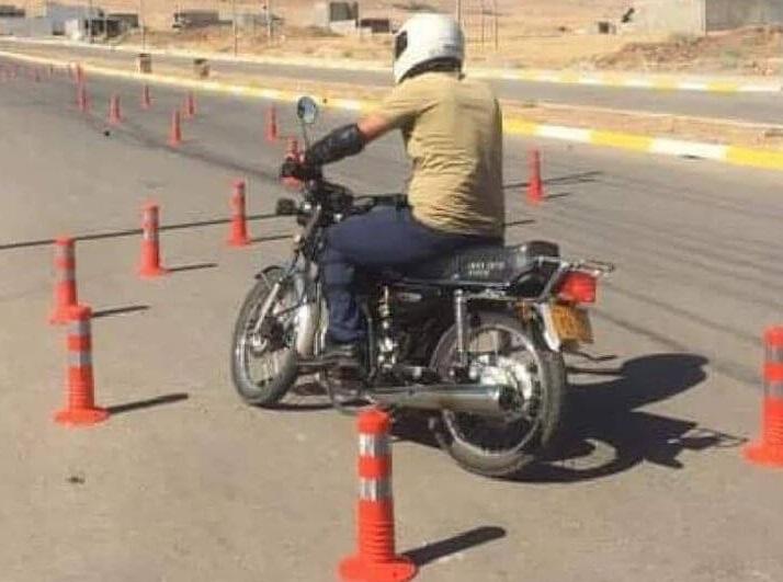 الخطوات .. كيف تحصل على رخصة دراجة بخارية بسهولة؟