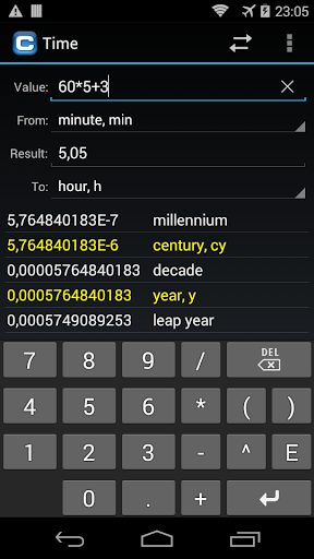 Unit Converter Pro 3.24 screenshots 15