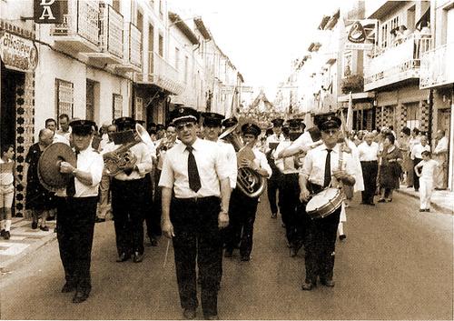 1984 - Banda de Música. Campillo de Arenas
