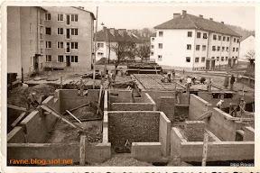 Gradnja blokov na Čečovju