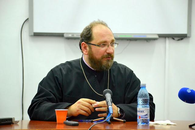 Pr. Constantin Necula despre tineri, FTOUB 051