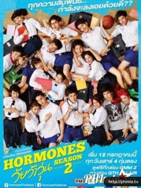 Phim Tuổi nổi loạn (Phần 2) - Hormones (Season 2) - NoSub