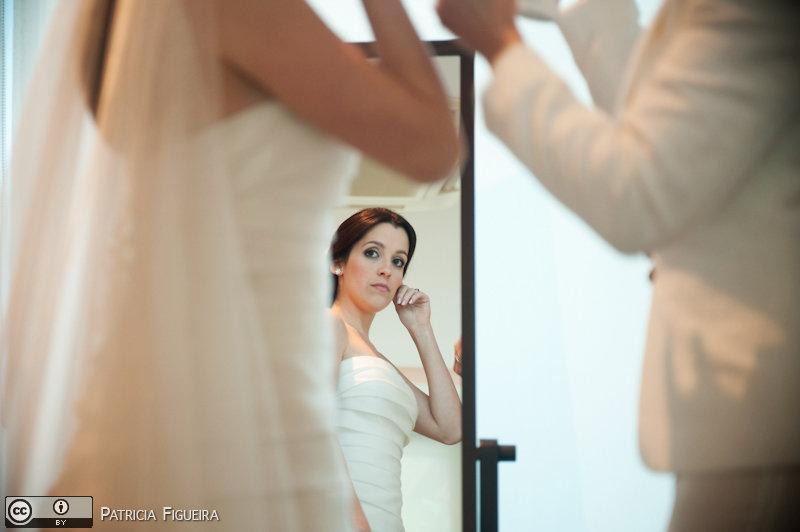Foto de casamento 0366 de Fabiana e Guilherme. Marcações: 29/10/2010, Casamento Fabiana e Guilherme, Rio de Janeiro.