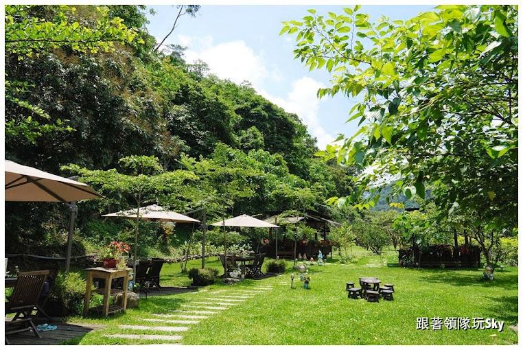 宜蘭景點推薦【幾度咖啡莊園】大同鄉戲水親子餐廳
