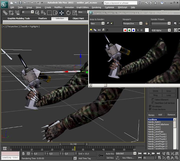 Создание новой модели оружия в Unreal Engine | MetalMedved