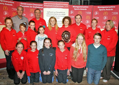 Local sporting stars honoured