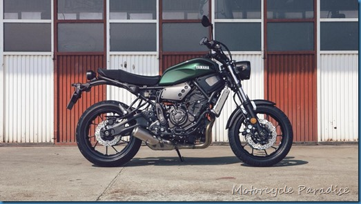 2016-Yamaha-XSR700-EU-Forest-Green-Static-002
