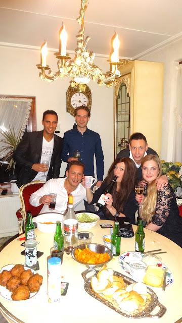 new year's eve in Zoetermeer in Zoetermeer, Zuid Holland, Netherlands