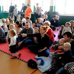 Mikołajki w Wawerskim Klubie dla Rodzin 2015