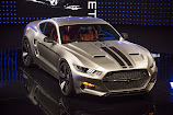LOS ANGELES 2014 - Galpin and Henrik Fisker unveils Rocket [VIDEO]