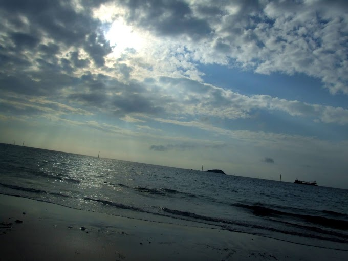 343 #海 #夏 #風景 #夕暮れ