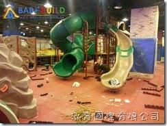 BabyBuild 遊戲區橡膠地墊代客施工