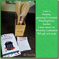 Mealthy giveaway