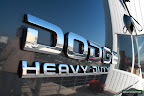 Dodge Heavy Duty Badge