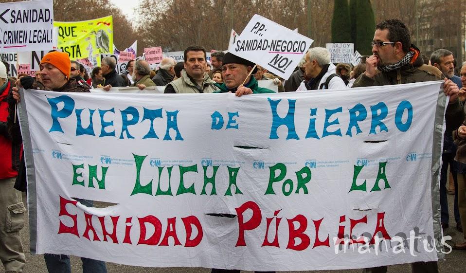 manatus foto blog Marea Blanca - Enero 2013