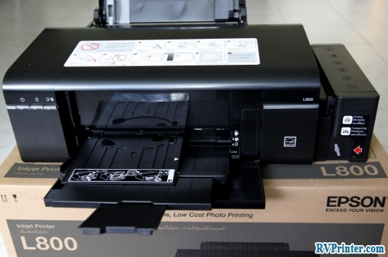 Epson L800 printer Tutorial for PVC ID Printing