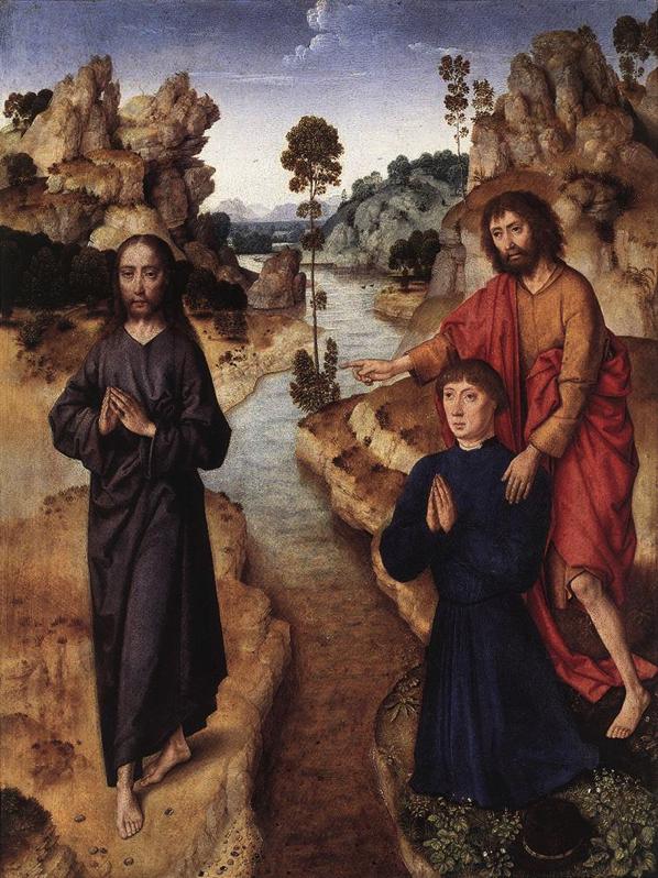 Dieric Bouts, Ecce Agnus Dei
