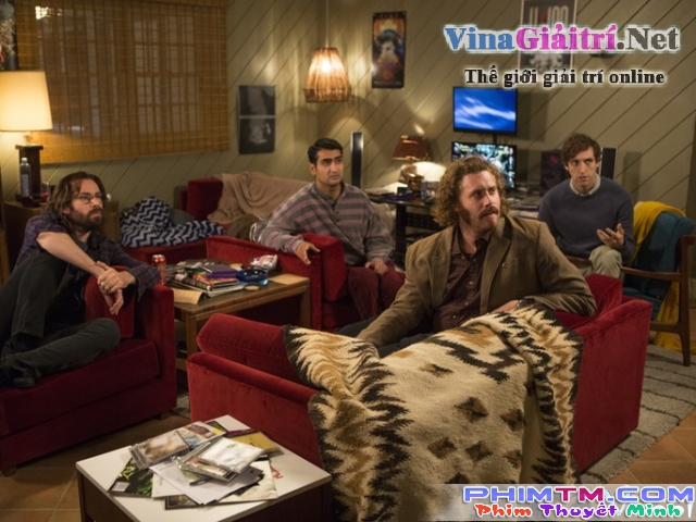 Xem Phim Thung Lũng Silicon Phần 3 - Silicon Valley Season 3 - phimtm.com - Ảnh 1