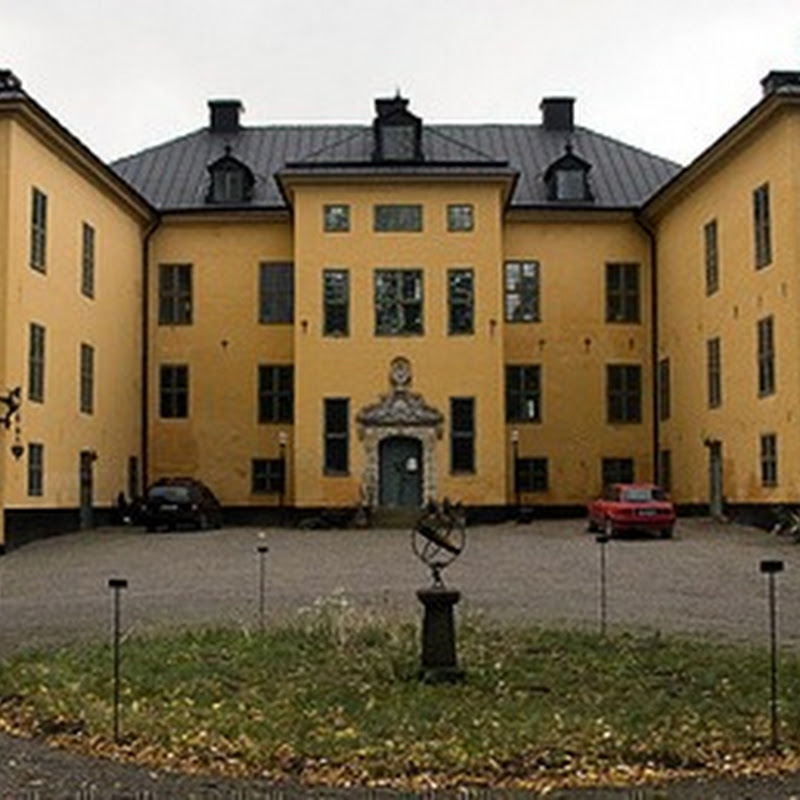 Venngarn Castle it located a few kilometers north of Sigtuna in Sweden.