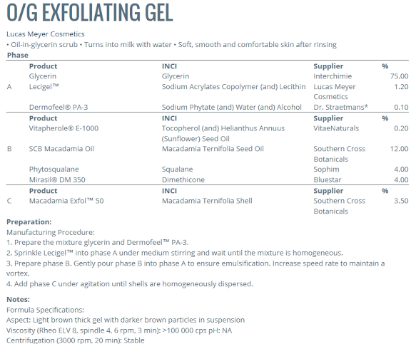 [exfoliating%2Bgel%2BLecigel]