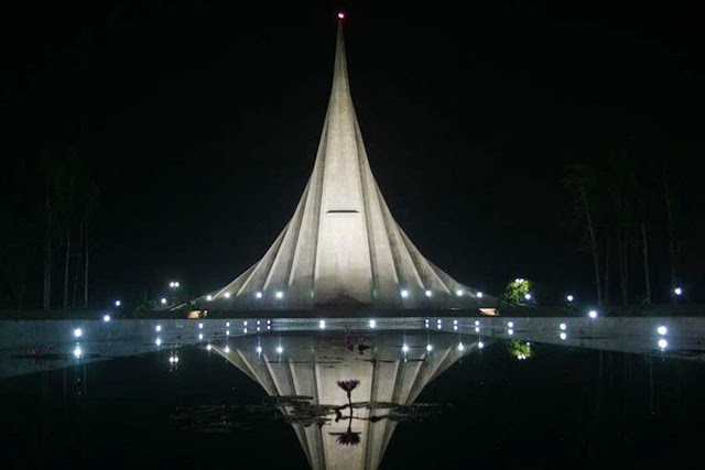 National Martyrs Memorial at Savar