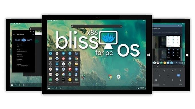 Bilgisayarınızı Android 10'a Dönüştüren BlissOS
