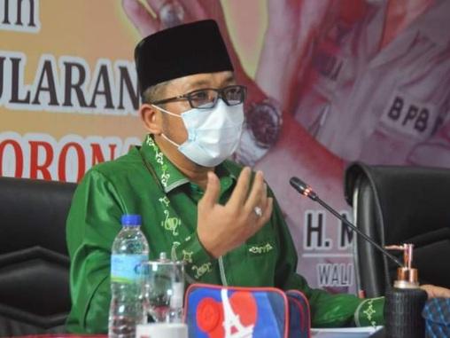 Wako Padang Sebut Belajar Tatap Muka Dimulai 4 Oktober