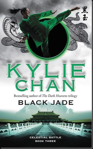 Black Jade  (Celestial Battle #3)
