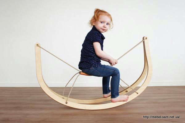 Лошадка качалка для детей от 2 до 4 лет
