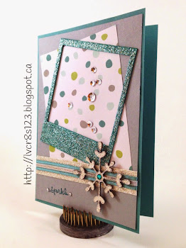 Linda Vich Creates: It's All About The Sparkle