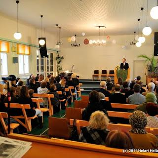 Kolgata koguduse 110. aastapäev