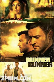 Át Chủ Bài - Runner Runner (2013) Poster
