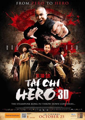Tai Chi Hero (2012) ไทเก๊ก หมัดเล็กเหล็กตัน ภาค 2