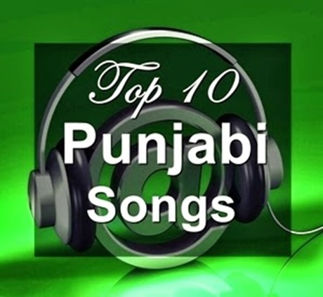 Top-10-Punjabi-Songs