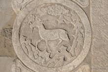 Temple Yaowangmiao : stèle