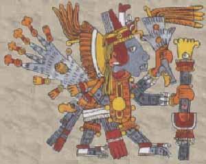 Yacatecuhtli, Gods And Goddesses 6