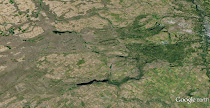 Cheney-Palouse Scablands Features shaped by the Ice Age Floods (GoogleEarth views)