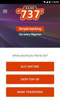 Bank 737 app