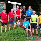 Marathontraining 14. August 2016