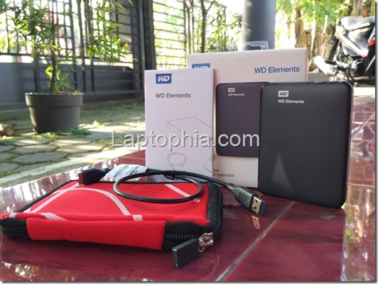 Harga Spesifikasi WD Elements Basic 500GB