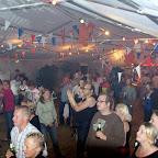 Oranjefeest 2009 avond