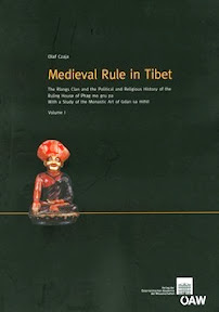 [Czaja: Medieval Rule in Tibet, 2013]