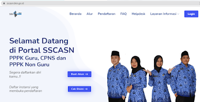 Info Cara Daftar CPNS Terbaru Serta Pengumuman Hasil Tes CPNS 2021