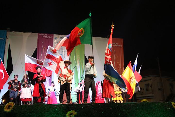 Danças do Mundo 2011 - Dança Final (todos os grupos)