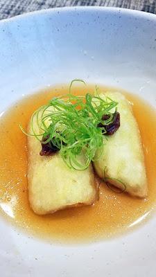Nodoguro Sousaku Dinner: Trip to Nara, Dengaku Eggplant