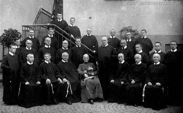 Franziskaner-Konvent, um 1930