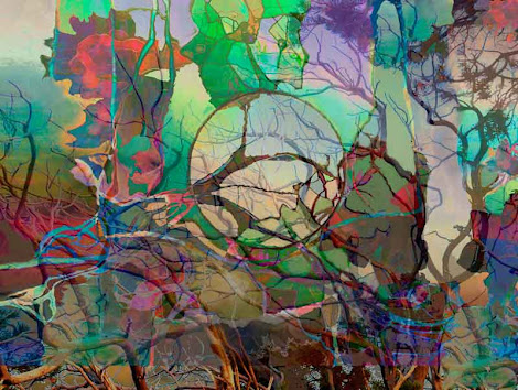 """The """"Dense Thicket"""" piece from the """"2010"""" collection"""