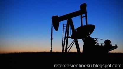 Tambang minyak bumi