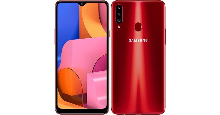 Duo ponsel ini merupakan seri terbaru dari  Samsung Galaxy A20s : Harga Januari 2021, Spesifikasi, Review